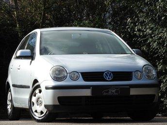 2002 VOLKSWAGEN POLO 1.4 SE 5d AUTO 74 BHP £1499.00