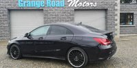 USED 2013 MERCEDES-BENZ CLA 2.1 CLA220 CDI AMG SPORT 4d AUTO 170 BHP VRT PRICE FOR REPUBLIC OF IRELAND €2,860