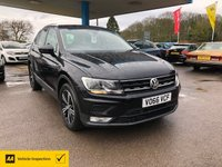 USED 2016 66 VOLKSWAGEN TIGUAN 2.0 SE TDI BMT 5d 148 BHP NEED FINANCE? WE CAN HELP!