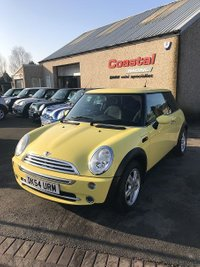 2004 MINI HATCH ONE 1.6 ONE 3d 89 BHP £2095.00