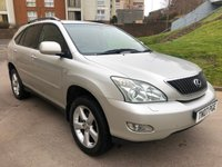 2007 LEXUS RX 3.5 350 LTD EDITION 5d AUTO 273 BHP £5995.00