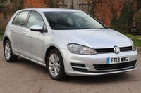 2013 VOLKSWAGEN GOLF 1.6 SE TDI BLUEMOTION TECHNOLOGY DSG 5d AUTO 103 BHP £8995.00
