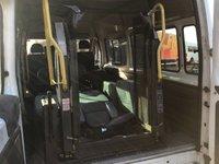 USED 2004 53 FORD TRANSIT T350 2.4TDDI 90 BHP LWB DISABLED PASSENGER MINI BUS RICON TAILIFT+ NO VAT+