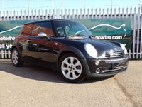 USED 2005 05 MINI HATCH COOPER 1.6 COOPER 3d AUTOMATIC 114 BHP 1 OWNER ONLY 67,000 MILES PART EXCHANGE AVAILABLE / ALL CARDS / FINANCE AVAILABLE