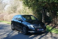 USED 2012 12 MERCEDES-BENZ B CLASS 1.8 B200 CDI BLUEEFFICIENCY SPORT 5d AUTO 136 BHP