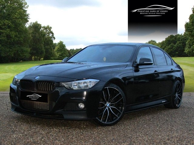 View our BMW 320d