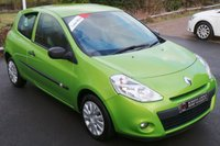 USED 2009 59 RENAULT CLIO 1.1 EXTREME 3d 74 BHP 2 Owners - Low Miles - 6 Service Stamps