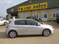USED 2014 14 PEUGEOT 308 1.6 HDI ACTIVE 5d 92 BHP