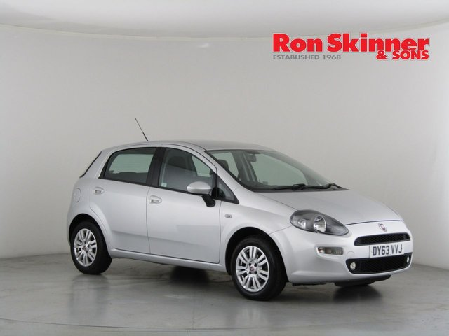View our 2013 63 FIAT PUNTO 1.2 EASY 5d 69 BHP