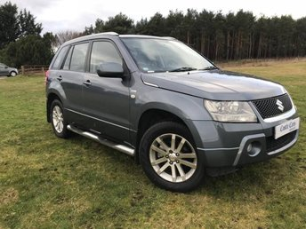 2009 SUZUKI GRAND VITARA 1.9 X-EC 5d 127 BHP £SOLD