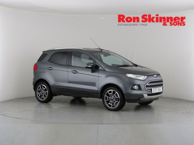 View our 2017 17 FORD ECOSPORT 1.0 TITANIUM 5d 124 BHP