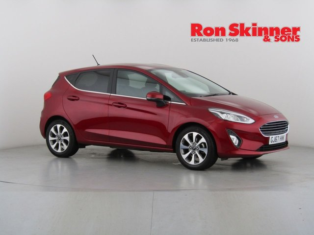 View our 2017 67 FORD FIESTA 1.0 ZETEC 5d 99 BHP