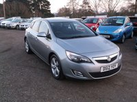 USED 2012 12 VAUXHALL ASTRA 1.7 SRI CDTI 5d 123 BHP ****Great Value economical family car with excellent service history, drives superbly****
