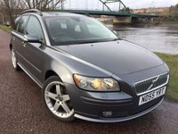 USED 2005 55 VOLVO V50 2.0 D SPORT 5d 135 BHP ** UNWANTED PART EXCHANGE ****SOLD AS SEEN**