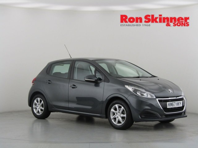 View our 2017 67 PEUGEOT 208 1.2 ACTIVE 3d 82 BHP