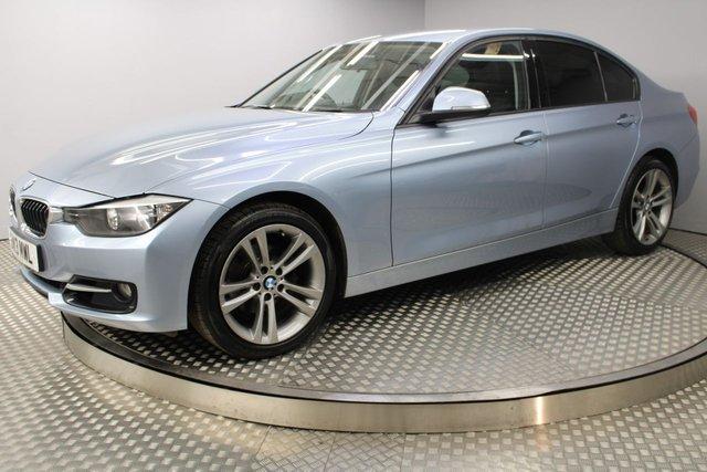 USED 2013 13 BMW 3 SERIES 2.0 320I SPORT 4d 181 BHP
