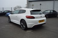 USED 2012 VOLKSWAGEN SCIROCCO 2.0 R LINE TDI BLUEMOTION TECHNOLOGY 2d 140 BHP