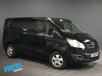 USED 2018 18 FORD TRANSIT CUSTOM 2.0 290 LIMITED L1H1 * 0% Deposit Finance Available