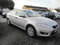 USED 2009 09 FORD MONDEO 2.0 EDGE 5d 145 BHP LOW MILEAGE FAMILY CAR