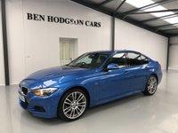 2014 BMW 3 SERIES 2.0 320D M SPORT 4d AUTO 181 BHP £16995.00