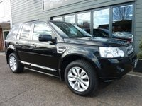 USED 2011 11 LAND ROVER FREELANDER 2.2 SD4 HSE 5d AUTO 190 BHP