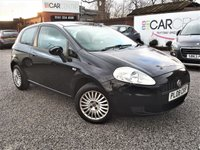 USED 2008 08 FIAT GRANDE PUNTO 1.2 ACTIVE 8V 3d 65 BHP PART EX TO CLEAR - TRADE SALE