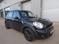 2012 MINI COUNTRYMAN 2.0 COOPER SD 5d 141 BHP £8190.00