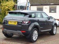 USED 2012 62 LAND ROVER RANGE ROVER EVOQUE 2.2 SD4 PRESTIGE 5d AUTO 190 BHP