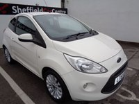 USED 2011 61 FORD KA 1.2 ZETEC 3d 69 BHP £87 A MONTH ALLOY WHEELS AIR CON ONE OWNER FULL SERVICE HISTORY £ 30 ROAD TAX POPULAR SMALL HATCH