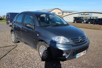 USED 2007 07 CITROEN C3 1.4 SX 5d 73 BHP *PX CLEARANCE - NOT INSPECTED - NO WARRANTY - NOT AVAILABLE ON FINANCE - NO PX TAKEN*