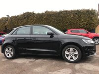 2016 AUDI A1 1.6 TDI SPORTBACK SE 5d LOW MILEAGE AND FREE ROAD TAX £10500.00