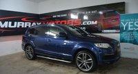 USED 2011 AUDI Q7 3.0 TDI QUATTRO S LINE 5DOOR AUTO 240 BHP MUGELLO BLUE