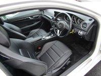 USED 2013 13 MERCEDES-BENZ C CLASS 2.1 C220 CDI BLUEEFFICIENCY EXECUTIVE SE 2d AUTO 168 BHP