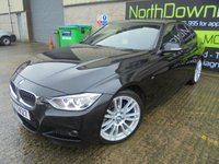 USED 2014 BMW 3 SERIES 2.0 320I M SPORT 4d 181 BHP Stunning Condition, FSH, Low Rate Finance Available, Many Extras