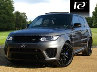 USED 2016 16 LAND ROVER RANGE ROVER SPORT V8 AUTOBIOGRAPHY DYNAMIC