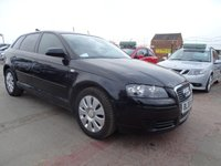 2006 AUDI A3 1.6 SPECIAL EDITION DRIVES WELL  £1995.00