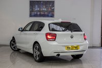 USED 2013 13 BMW 1 SERIES 1.6 116I SPORT 5d 135 BHP All our Cars are Serviced with a Brand New MOT & Valeted and Inspected to ensure they are ready before handover.