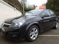 USED 2006 06 VAUXHALL ASTRA 1.6 SXI 16V TWINPORT 5d 100 BHP GUARANTEED TO BEAT ANY 'WE BUY ANY CAR' VALUATION ON YOUR PART EXCHANGE