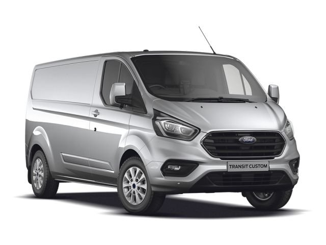 2019 FORD TRANSIT CUSTOM 270 LIMITED LR P/V 130 BHP