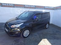 USED 2014 64 FORD TRANSIT CONNECT 1.6 200 TREND P/V 1d 94 BHP FORD CONNECT TREND WITH AIR CON