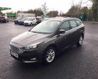 USED 2016 65 FORD FOCUS 1.5 TDCI ZETEC NAVIGATOR 120 BHP THIS VEHICLE IS AT SITE 1 - TO VIEW CALL US ON 01903 892224