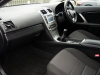 USED 2014 14 TOYOTA AVENSIS 2.0 D-4D ICON 5d 124 BHP