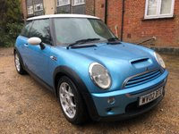 USED 2002 02 MINI HATCH COOPER 1.6 COOPER S 3d 161 BHP