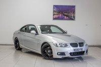 2010 BMW 3 SERIES 3.0 325D M SPORT 2d AUTO 204 BHP £8991.00