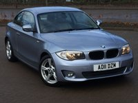 USED 2011 11 BMW 1 SERIES 2.0 120D SPORT 2d AUTO 175 BHP