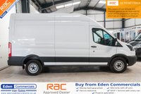 USED 2017 67 FORD TRANSIT 2.0 350 L3 H3 129 BHP * EURO 6 * AIR CON