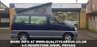 USED 2001 X TOYOTA REGIUS 2.7 Auto Fresh Import NEW POP TOP ROOF FITTED