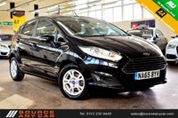 USED 2016 65 FORD FIESTA 1.5 TITANIUM ECONETIC TDCI 5d 94 BHP + 1 OWNER  + FULL SERVICE HISTORY + 15 MONTHS WARRANTY + 12 MONTHS MOT +