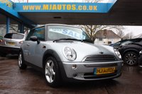 2005 MINI HATCH COOPER 1.6 COOPER 3dr 114 BHP £2595.00