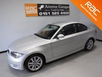 USED 2008 BMW 1 SERIES 2.0 120D SE 2d 175 BHP BUY NOW FOR £16 A WEEK